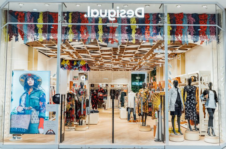 Desigual Store Sandton City South Africa